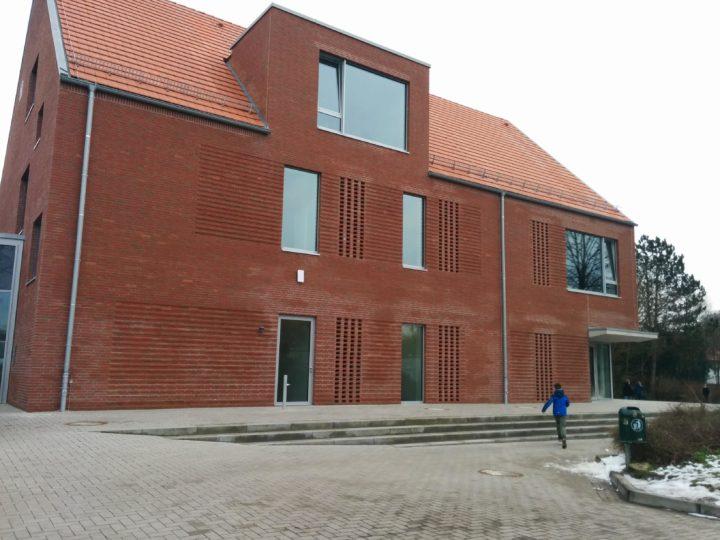 neues Gebäude