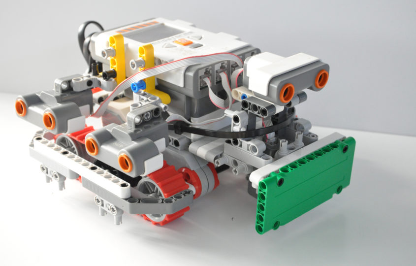 Roboter von Team Olaf